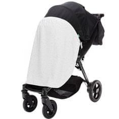 ZOPA bawełniana osłona przeciwsłoneczna do wózka
