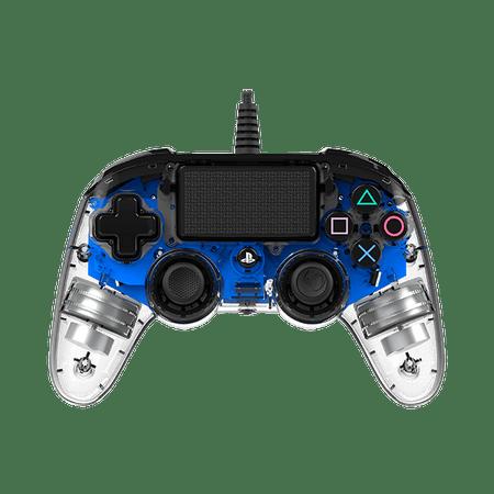 Nacon Nacon igralni plošček za PS4, svetlo moder