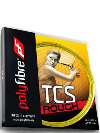 Polyfibre tenis struna TCS Rough - set