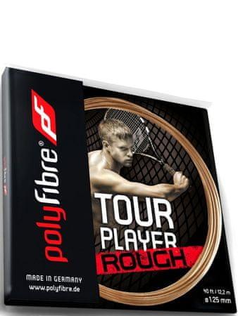 Polyfibre tenis struna Tour Player Rough