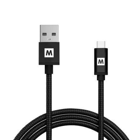MAX microUSB podatkovni kabel, 1 m (MUC2100B)