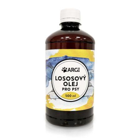 Argi lososovo olje, 500 ml