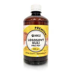 Argi Lososový olej 500 ml PREMIUM