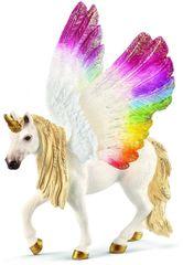 Schleich duga Unicorn s krilima 70576