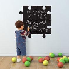 Walplus naklejki na ścianę, puzzle