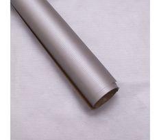 Giftisimo Balicí papír, natura, stříbrný, 5 archů