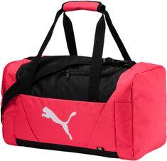 Puma torba sportowa Fundamentals Sports Bag S Paradise Pink
