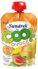 Sunárek Cool ovoce Hruška, Banán, Mango 12x120g