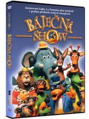 Babysense DVD Báječná Show
