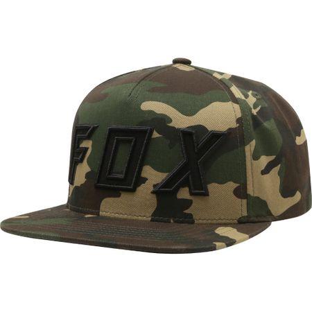 b804b1884 FOX czapka z daszkiem Posessed khaki | MALL.PL