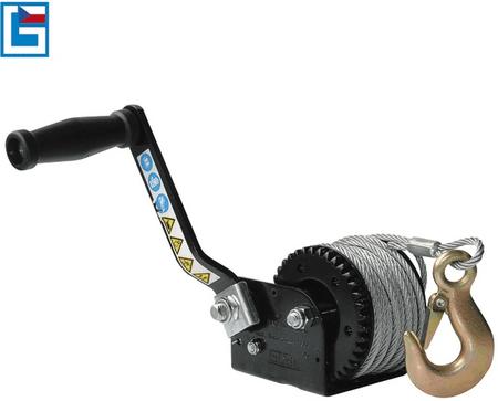 Güde Lanový navijak Typ 360 (55125)