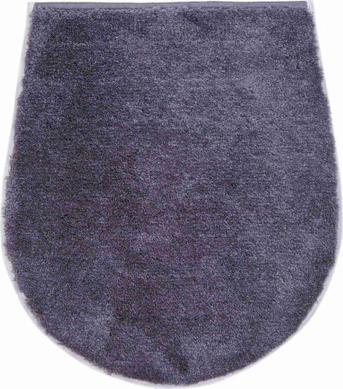 GRUND Česká kúpeľňová predložka, CARMEN 47 x 50 cm, sivá
