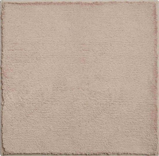 GRUND Luxusná bavlnená kúpeľňová predložka, MANHATTAN 55 x 55 cm, hnedá