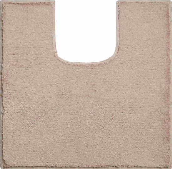GRUND Luxusná bavlnená kúpeľňová predložka, MANHATTAN 55 x 55 cm s.v., hnedá