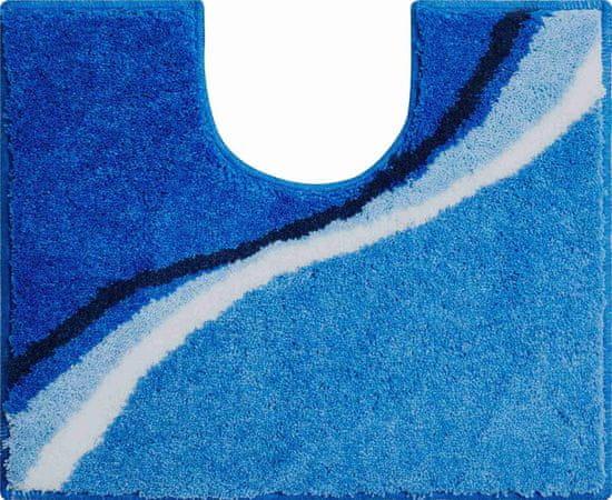 GRUND Česká kúpeľňová predložka, LUCA 50 x 60 cm s.v., modrá