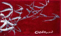 Colani Luksusowy designerski dywanik łazienkowy, Colani 23