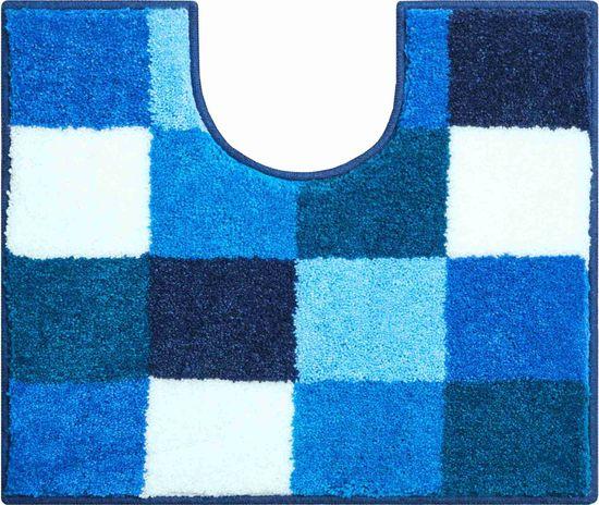 GRUND Česká kúpeľňová predložka, BONA 50 x 60 cm s.v., modrá