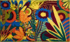 GRUND czeski dywanik łazienkowy, FASADA 1
