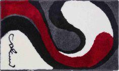 Colani Luksusowy designerski dywanik łazienkowy, Colani 7B