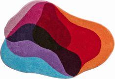 Karim Rashid Luksusowy designerski dywanik łazienkowy, KARIM 21