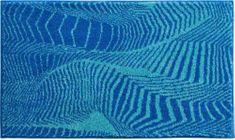 Karim Rashid Luksusowy designerski dywanik łazienkowy, KARIM 13