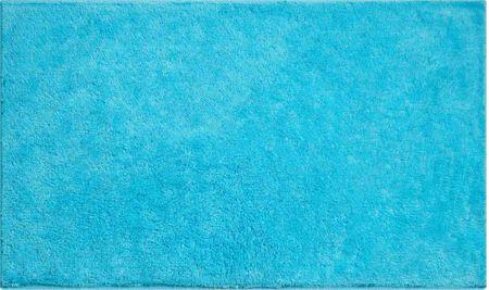 GRUND Luxusní bavlněná oboustranná koupelnová předložka, WISCONSIN 70x120 cm, tyrkysová