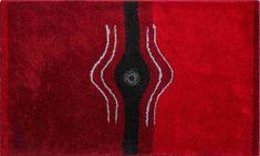 GRUND z kryształami SWAROVSKI - ekskluzywny czeski dywanik łazienkowy, CRYSTAL LIGHT