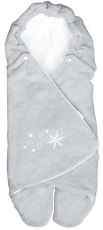 Emitex vreča ZOE, siva/bela