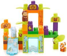 MEGA BLOKS klocki Mega Bloks Safari
