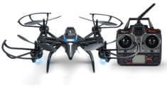 JJRC H50 - Dron 2.4G, 4kanálový, HD FPV, černý - zánovní