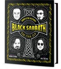 McIver Joel: Kompletní historie Black Sabbath - Kde číhá zlo