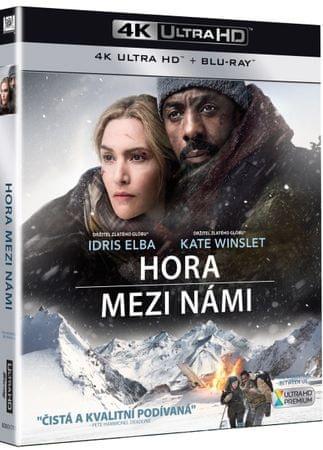 Hora mezi námi (2 disky) - Blu-ray + 4K ULTRA HD