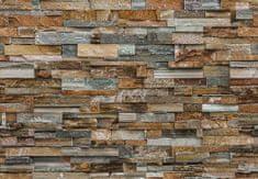 Walplus tapeta kamnitega zidu Luxury Marble Wall, 366 x 254 cm