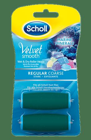Scholl Velvet Smooth csiszolófej 2 db