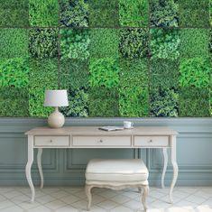 Walplus Samolepiaca tapeta Green Wall