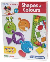 Clementoni igra Oblici i boje, 50504