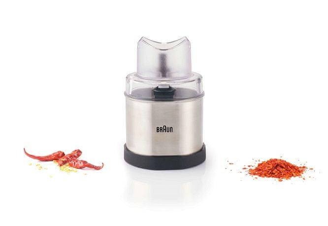 Mixér MultiQuick 3 MQ 3038 Spice mlýnek na koření