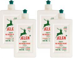 Jelen tekući sapun za pranje na ruke 4x 500 ml
