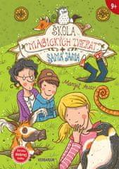 Auerová Margit: Škola magických zvierat 2.diel-Samá jama