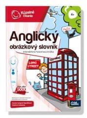 Albi KÚZELNÉ ČÍTANIE Kniha Anglický obr. slovník SK
