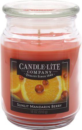 Candle-lite Svíce vonná Sunlit Mandarin Berry 510 g