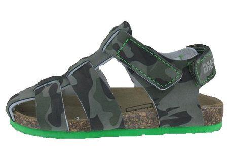 Primigi sandały chłopięce 27 zielony