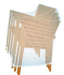 Campingaz zaščita za shranjevanje 4 stolov