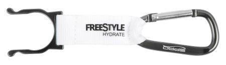 Spro FreeStyle Bottle Clip Bílý