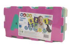 Unikatoy Puzzle Baby pjena ABC, 26 komada, 25010