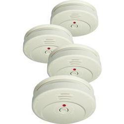 Smartwares detektor dymu, 4pack (10.100.41)