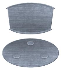 Smartwares Magnetický držiak detektoru dymu Smartwares (10.029.73) Smartwares (10.029.73)