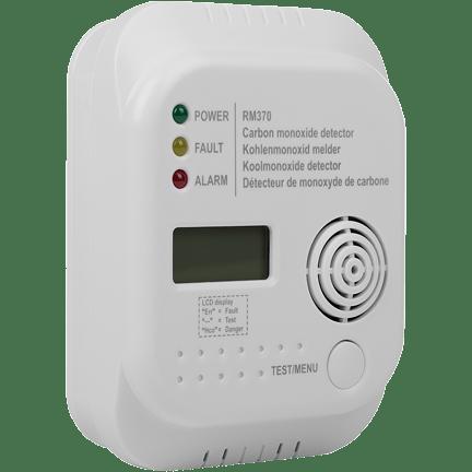 Smartwares Szén-monoxid/CO érzékelő (10.029.25)