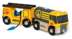 Brio Teherkocsi vagonokkal