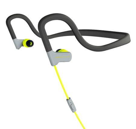 Energy Sistem Earphones Sport 2, sárga